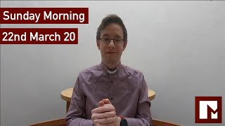 22nd March – AM