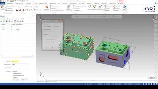 Mastercam 2017   Automatisierte Verarbeitung beim Laden von CAD-Modellen