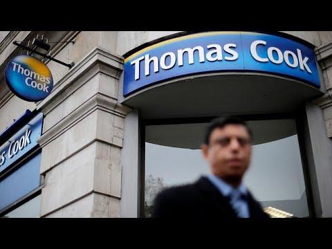 Thomas Cook: Απειλείται με «λουκέτο»