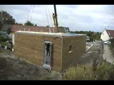 comment construire un mur ossature bois la r ponse est. Black Bedroom Furniture Sets. Home Design Ideas