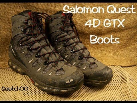 salomon quest 4d gtx 2014 model | Becky (Chain Reaction