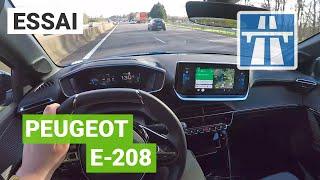 600km en PEUGEOT e-208 : l'heure du bilan