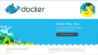 Docker fundamentals: basics, storage, networking - Introduction to Docker (tutorial for beginners)