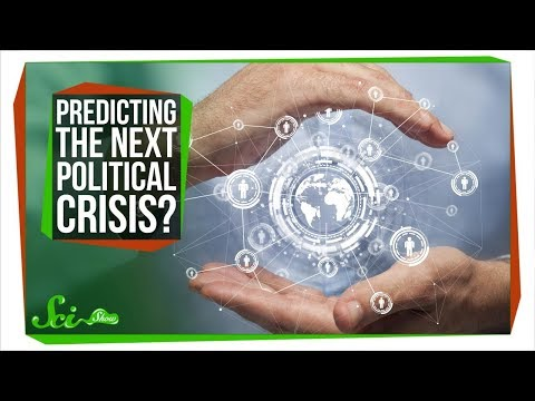 Could Scientists Predict the Next Political Crisis?