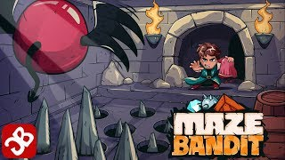 Maze Bandit - iOS/Android - Gameplay Video