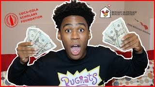 HOW TO GET COLLEGE SCHOLARSHIPS (TIPS & TRICKS, ADVICE, & MORE )