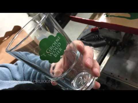 Bedrukken van Glas & Porselein in Nederland
