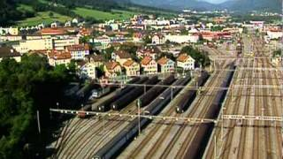 preview picture of video 'SWISSVIEW - GR, Bahnhof Chur 1|2'
