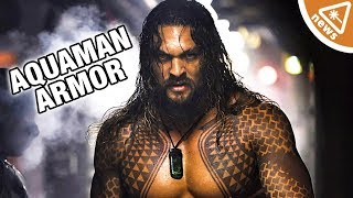 What the First Look at Aquaman