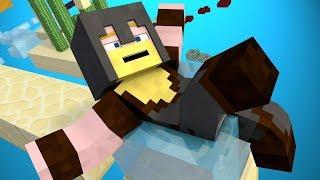 Crazy Water Parkour [Minecraft Animation]