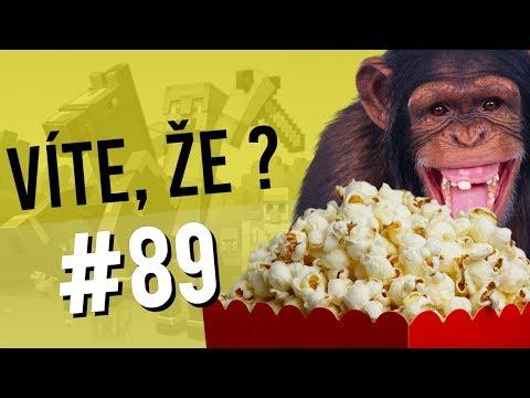 #89 ● VÍTE, ŽE...?