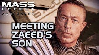 Mass Effect Andromeda - Meeting Zaeed Massani's Son