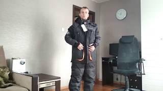 Костюм зимний nova tour fisherman