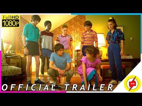 Netflix Stranger Things 3 | Official Trailer | #ReverseFlashTrailer