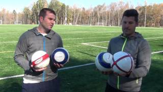 How is a Futsal Ball different from a normal traditional soccer ball?