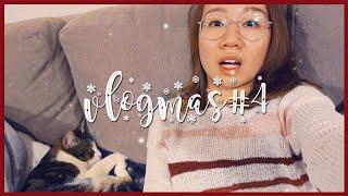 【Vlogmas#4】(中字) 結婚後就放棄了的事?🐱貓咪不黏人怎麼辦?|【potatofishyu】