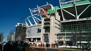Game-day tour of FedExField (Washington Redskins - National Football League) in Washington, DC