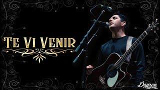 Te Vi Venir   Aaron Gil Alta Consigna (Video Lyrics)
