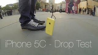 iPhone 5C - Drop Test