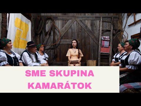 FOLKLÓR NA ZEMPLÍNE - Ženská spevácka skupina Pajtaški