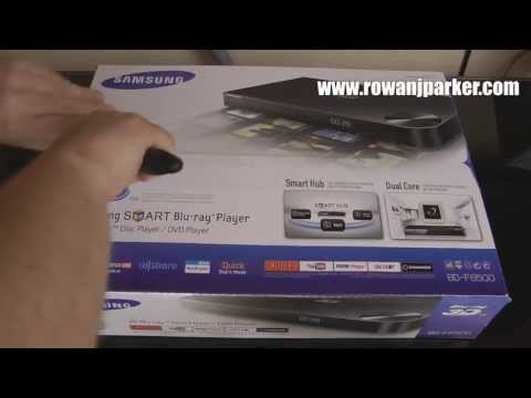 Samsung BD-F6500 Blu Ray Player Review