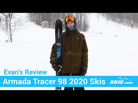 Video: Armada Tracer 98 Skis 2020 6 50