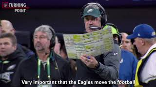 """NFL Turning Point - Philadelphia Eagles """"Philly Special"""""""