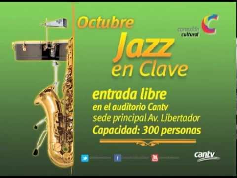Jazz en clave en Conexión Cultural