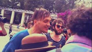 Edward Sharpe & The Magnetic Zeros - Man On Fire </Body></Html> video