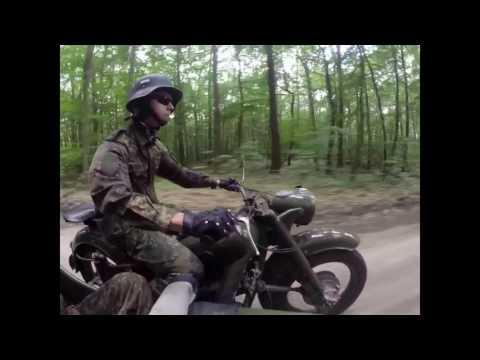URAL 3X3 motorcycle sidecar DNIEPR MW750 K750   (1)