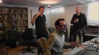 Joe Jackson and Zuco 103 in the Studio, filmed by Remko Dekker