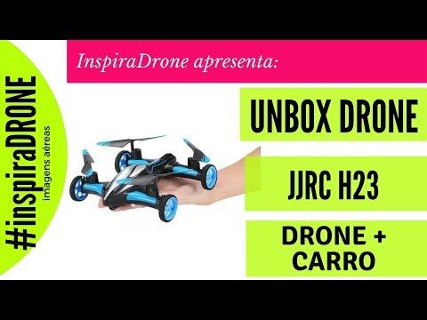 JJRC H23 - Drone Recreativo - Muito Bom