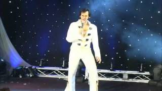 Brandon E. As Elvis - You've Lost That Lovin' Feeling