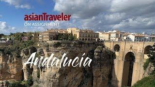 asianTraveler #onAssignment: Andalucia