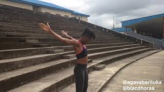 preview picture of video 'How To Do Stairs Workout or Over Twenty Stairs Workout with Dorathy Olali'