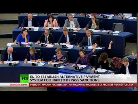 EU still seeking ways around US sanctions on Iran
