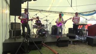 Hokio from New Zealand. A band not to be missed.