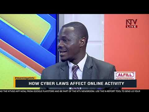 KICK STARTER: How cyber laws affect online activity