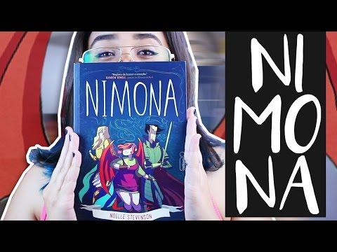 NIMONA: 5 MOTIVOS PARA LER | Pronome Interrogativo - Noelle Stevenson