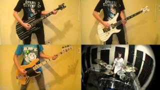 Avenged Sevenfold - God Hates Us Band Cover
