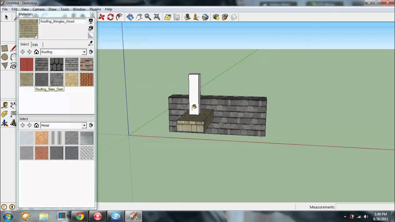 How to export model from Google SketchUp to CryEngine 3 Tutorial HD (PlayUp Tools)