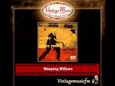 Norrie Paramor and His Orchestra – Weeping Willows