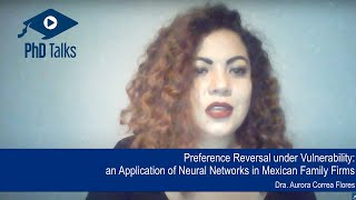 Preference Reversal under Vulnerability: an Application of Neural Networks in Mexican Family Firms