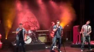 The Baseballs - Follow me - Dormagen Zons 22.08.15