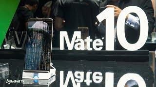 Huawei Mate 10 y Mate 10 Pro, primeras impresiones
