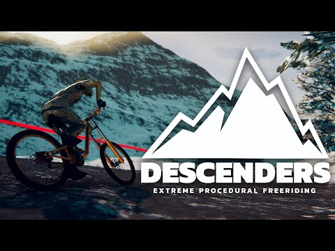 Descenders Xbox Game Preview Launch Trailer thumbnail