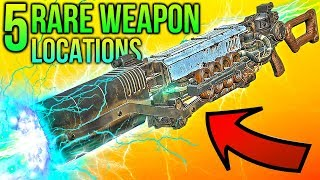 Fallout 76 - 5 More Rare Weapon Locations!