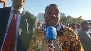 Papa Attigou Bah lance la résistance des guinéens contre 3éme mandat d'Alpha Condé