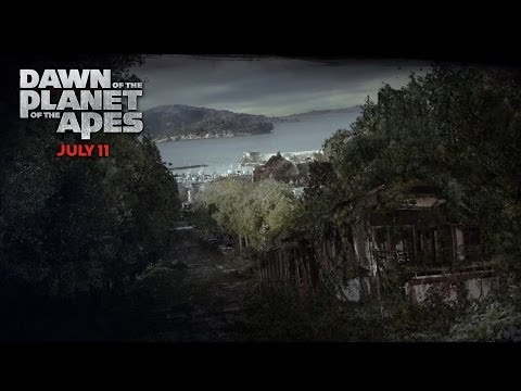 Dawn of the Planet of the Apes (Viral Video 'San Francisco Deterioration')