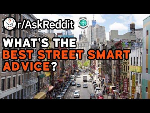 Best Ways To Improve Your Street Smarts! (Reddit Stories r/AskReddit)